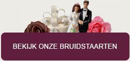 Bruidstaart - Jan Banket - Bruidstaarten uit Veenendaal